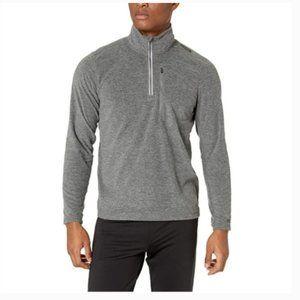 NEW HI-TEC Men's Microfleece Half-Zip Jacket
